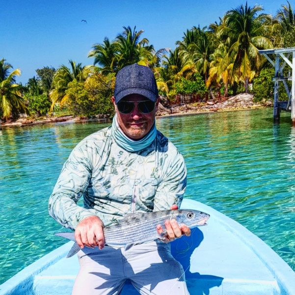 Southern Belize fly fishing