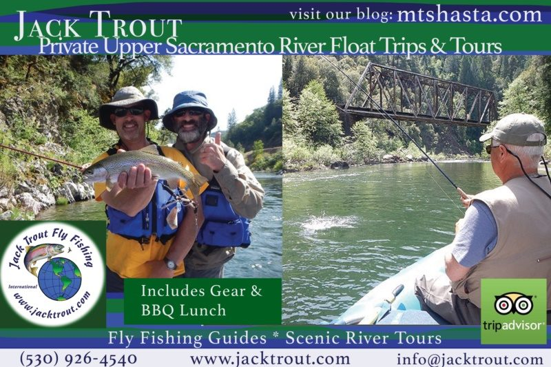 Dunsmuir Fly Fishing Guides