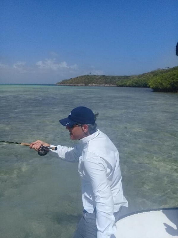 Fly Fishing Bahamas