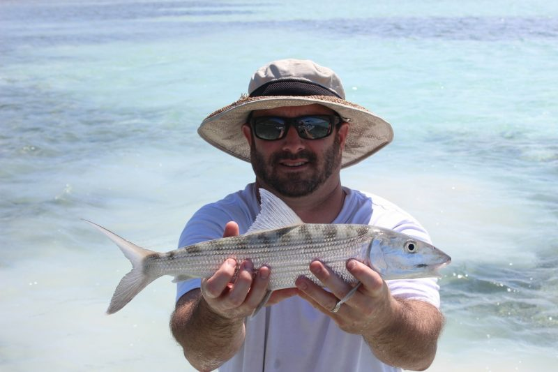 Fly fishing Caribbean fly fishing