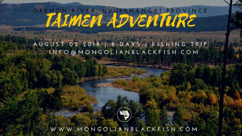 Info on Fly Fishing Mongolia