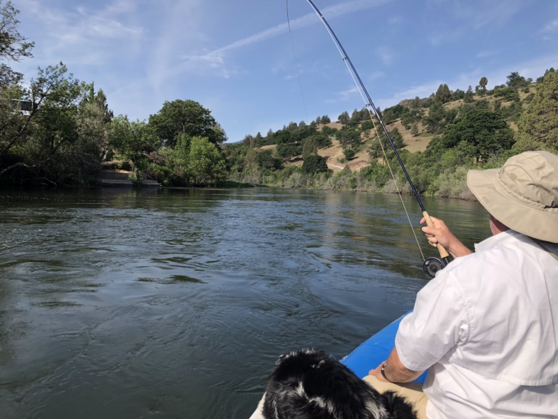 Klamath fly fishing guides 2018