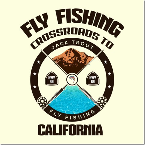 Fly Fishing Crossroads California