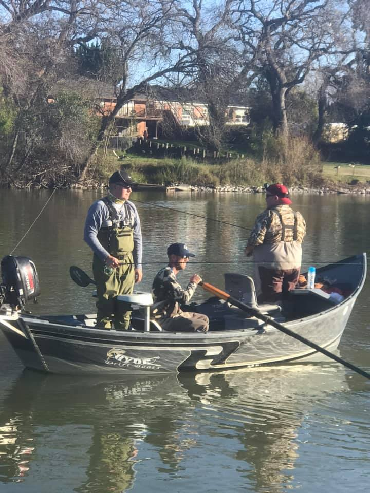 Sacramento fly fishing 2019