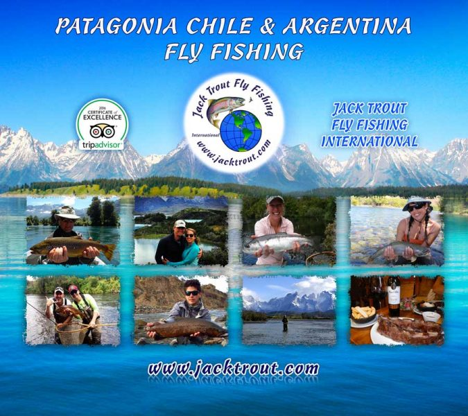 Fly fishing Patagonia Chile Day Trip