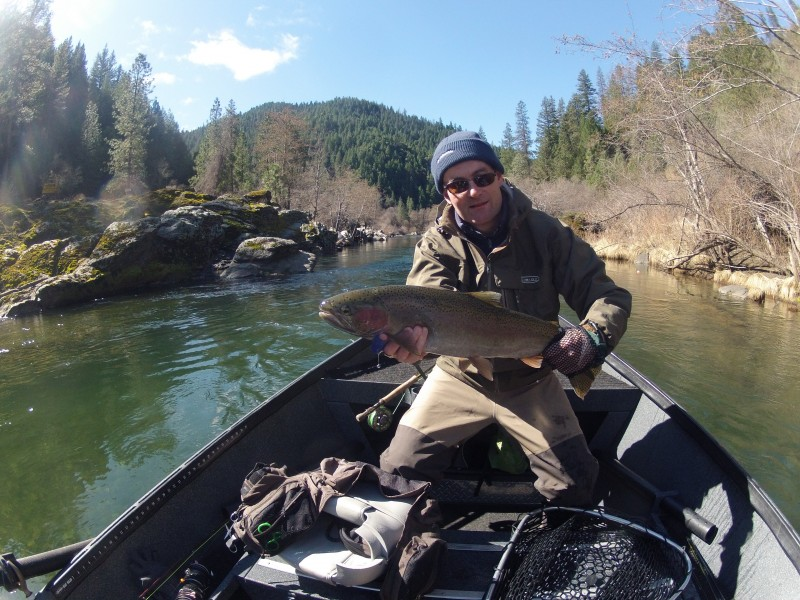 Redding area fly fishing jack trout 39 s weblog for Northern utah fishing report