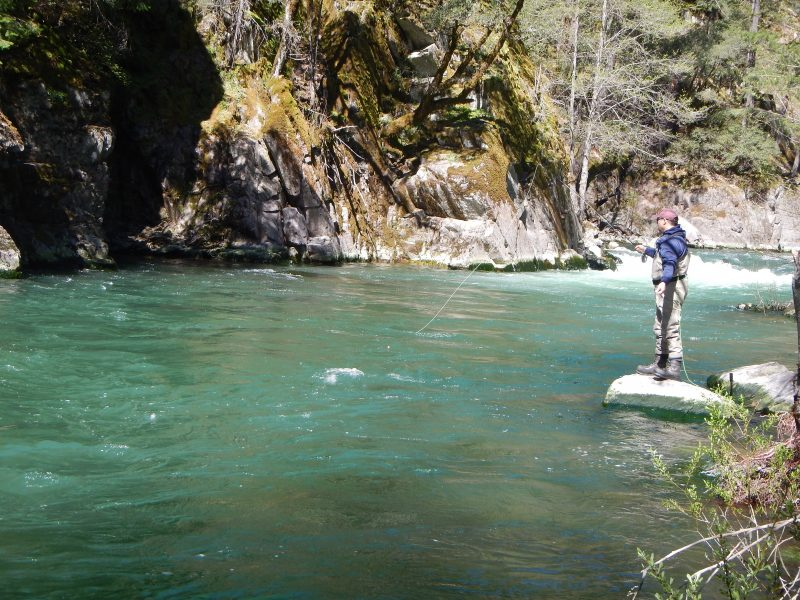 spring fly fishing northern california oregon best