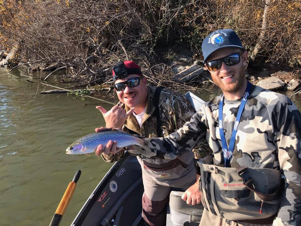 Fishing Report Lower Sac 2019