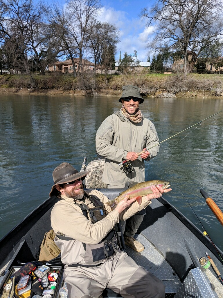 Fishing Report Lower Sac 2020 fishing fly